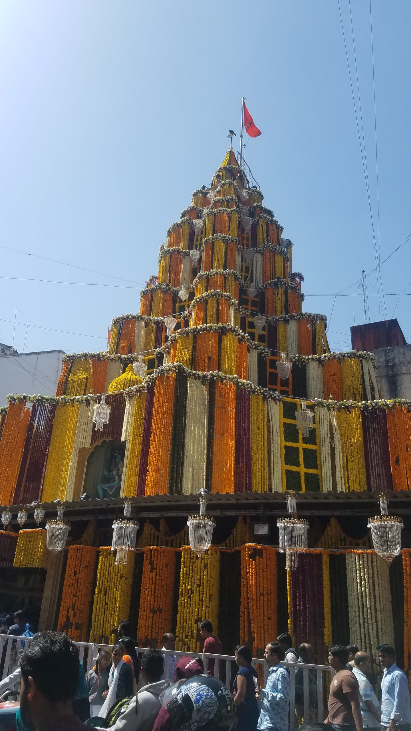 Cernys' Journeys: Dagdusheth Halwai Ganpati Temple - Pune, India