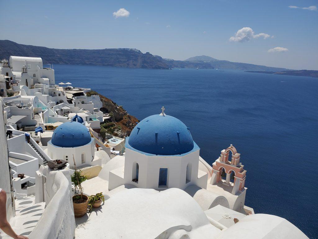 Cernys' Journeys: Santorini, Greece