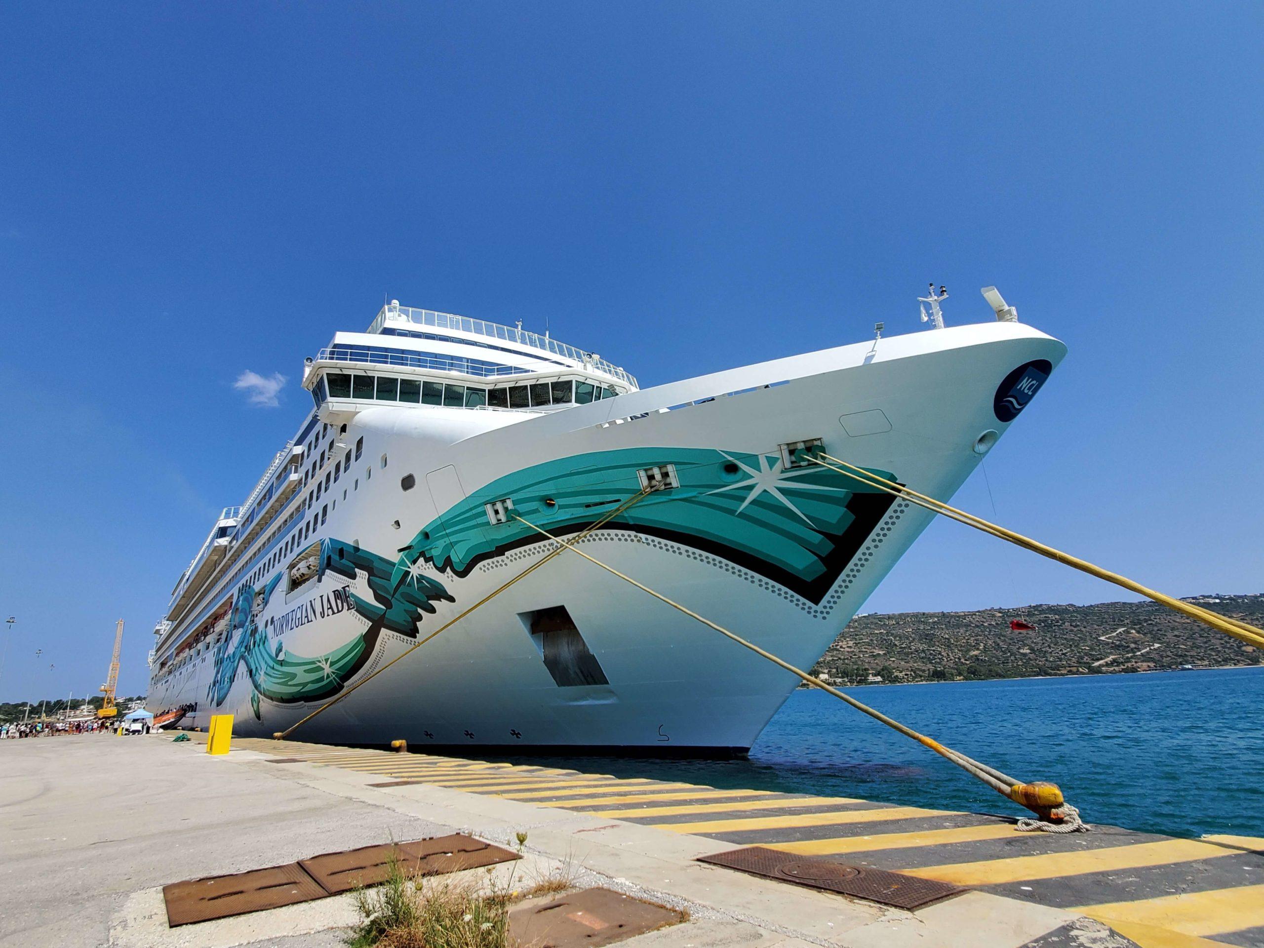 Cernys' Journeys: Norwegian Cruise Line - Jade