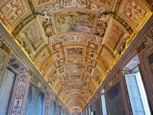 Cernys' Journeys - Vatican Museum, Vatican City, Italy