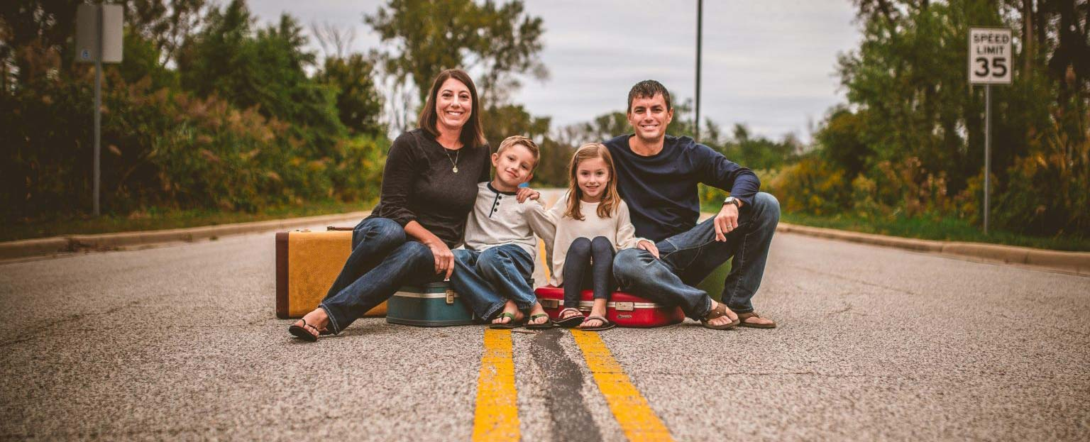 Cernys' Journeys: travel family pic