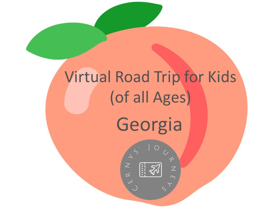Virtual Road Trip Georgia