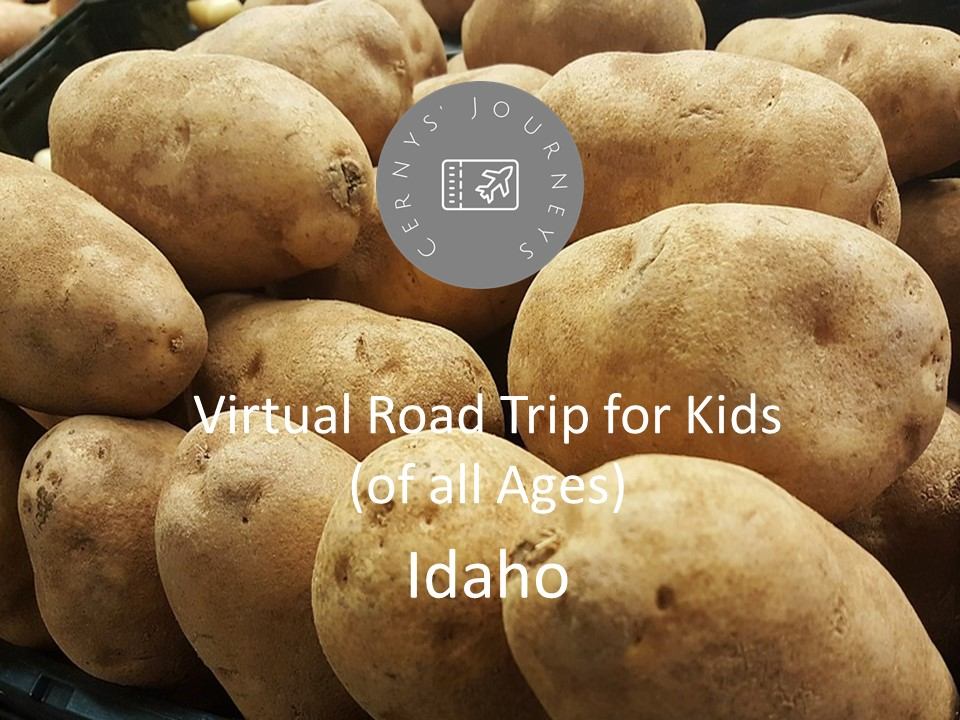 Virtual Road Trip Idaho