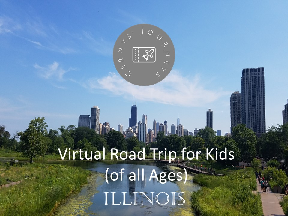 Virtual Road Trip Illinois
