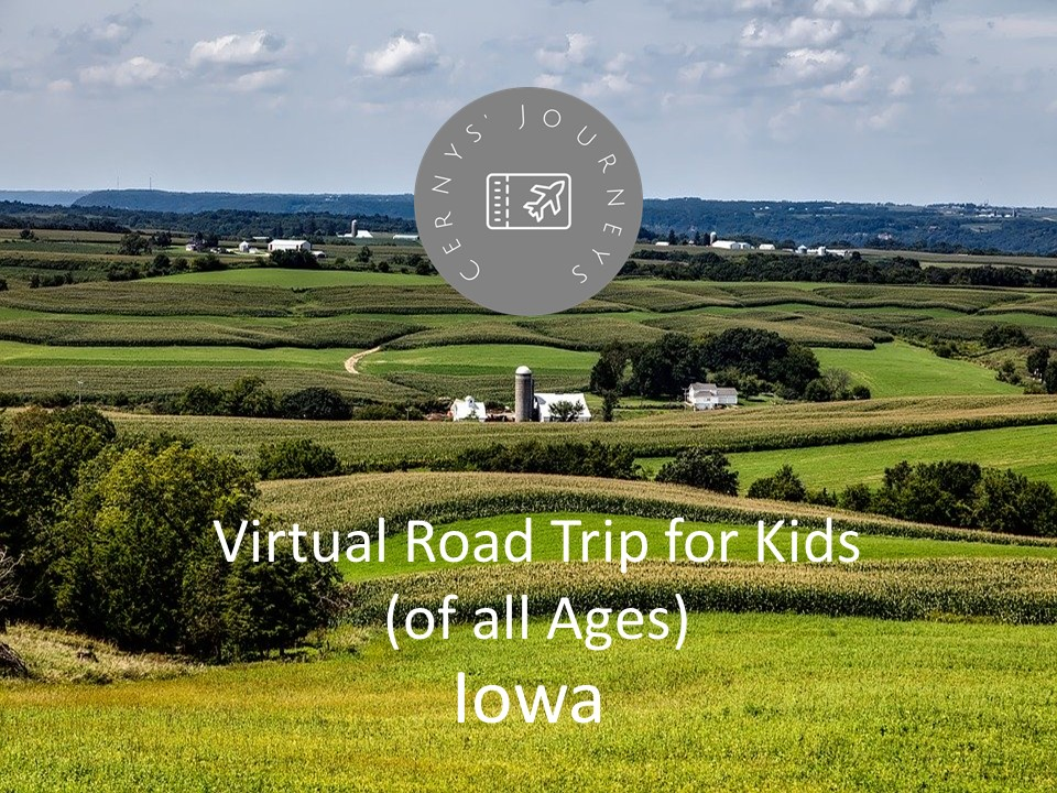 Virtual Road Trip Iowa