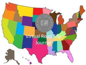 Virtual Road Trip Journal