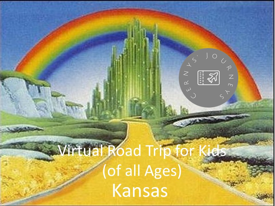 Virtual Road Trip Kansas