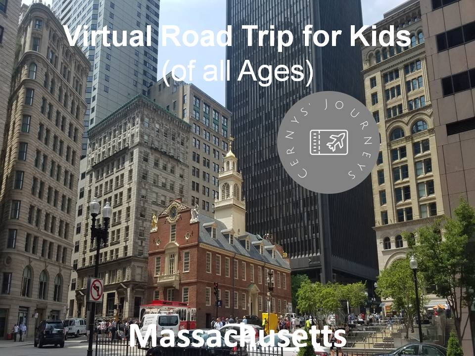 Virtual Road Trip Massachusetts