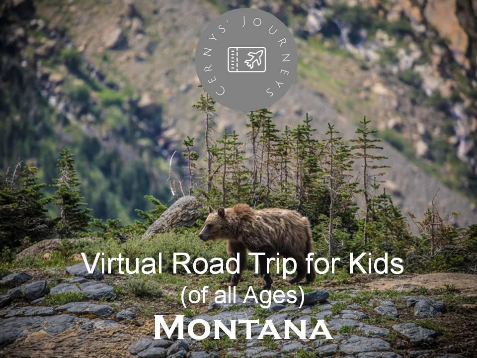 Virtual Road Trip Montana