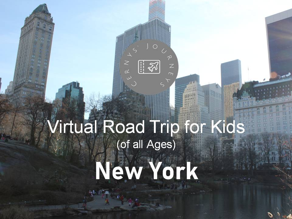 Virtual Road Trip New York