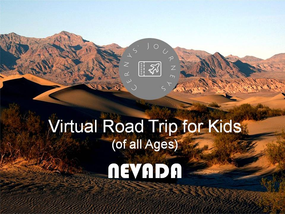 Virtual Road Trip Nevada