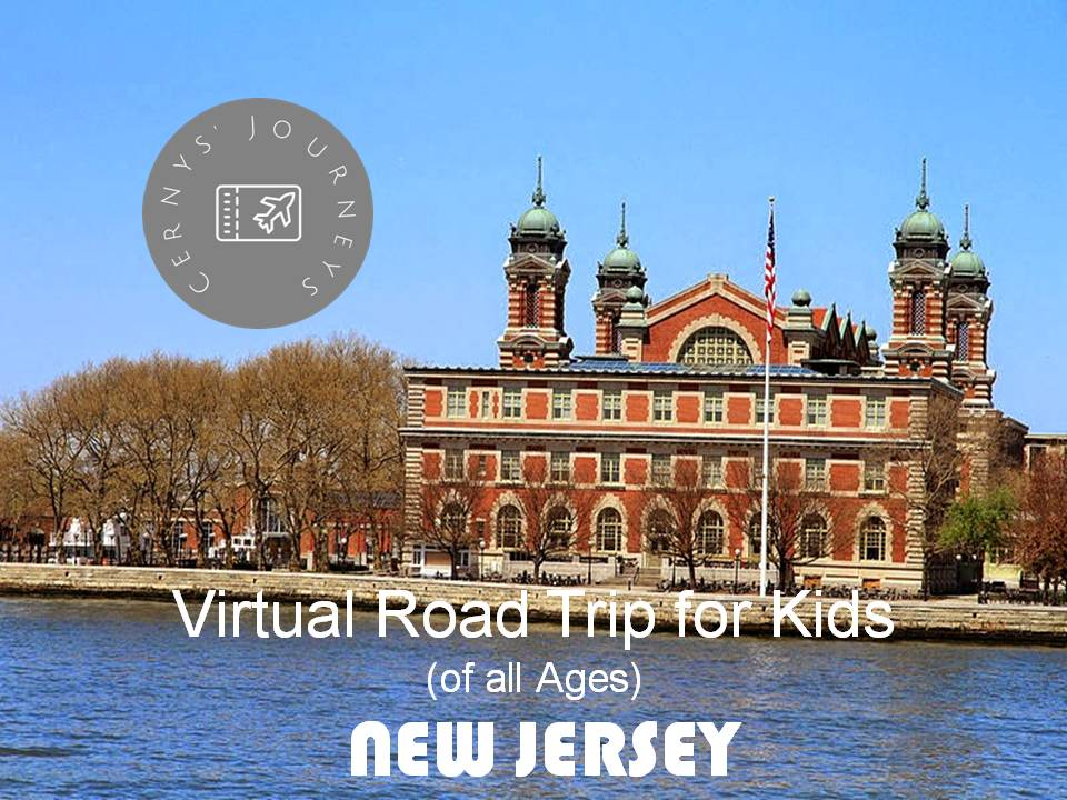 Virtual Road Trip New Jersey