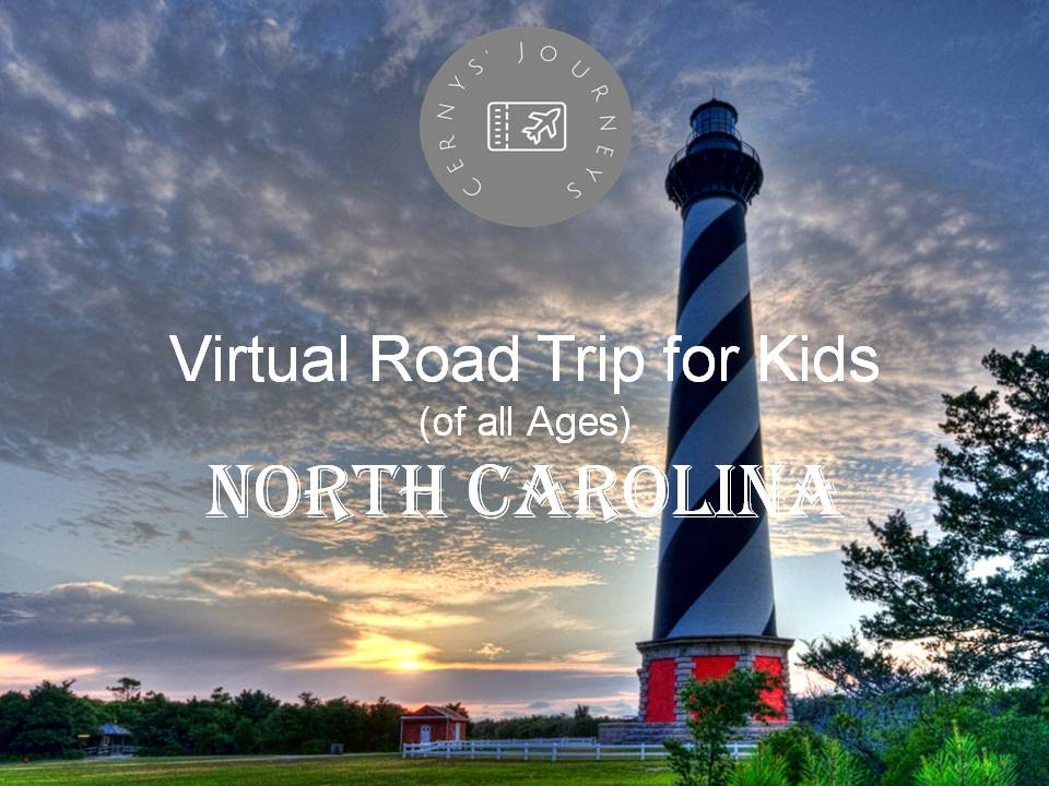 Virtual Road Trip North Carolina