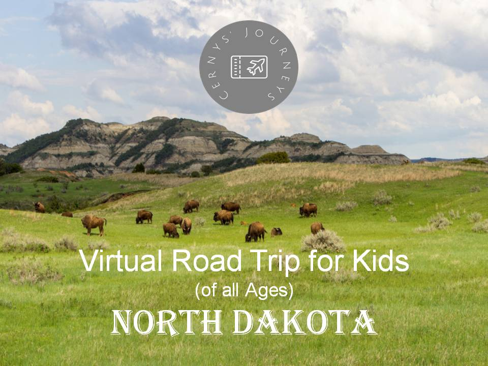 Virtual Road Trip North Dakota