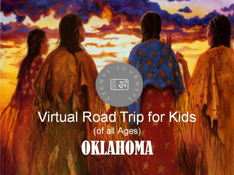 Virtual Road Trip Oklahoma