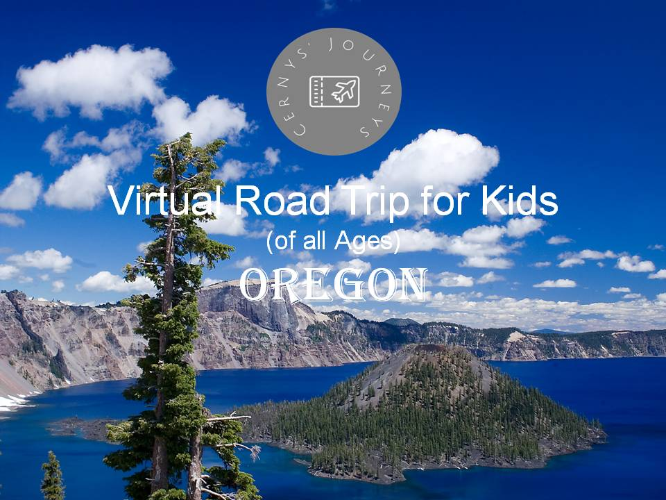 Virtual Road Trip Oregon