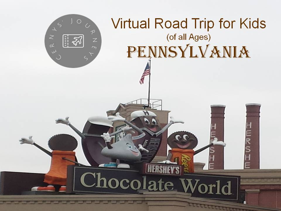 Virtual Road Trip Pennsylvania