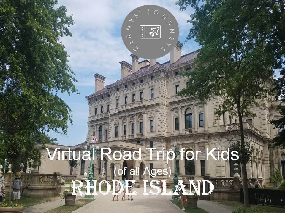 Virtual Road Trip Rhode Island