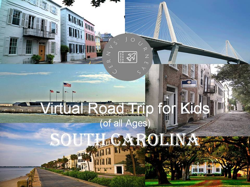 Virtual Road Trip South Carolina