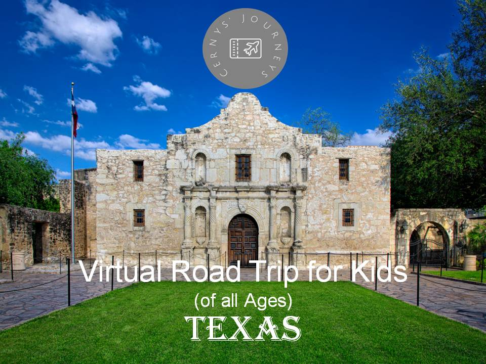 Virtual Road Trip Texas