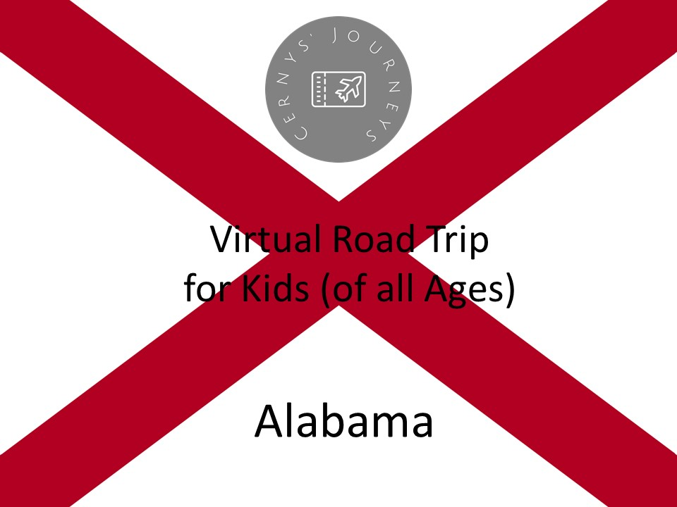 Virtual Road Trip Alabama