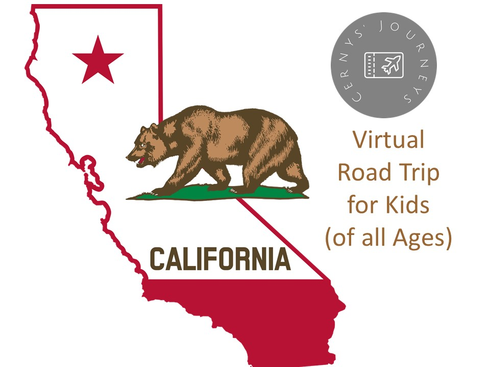 Virtual Road Trip California