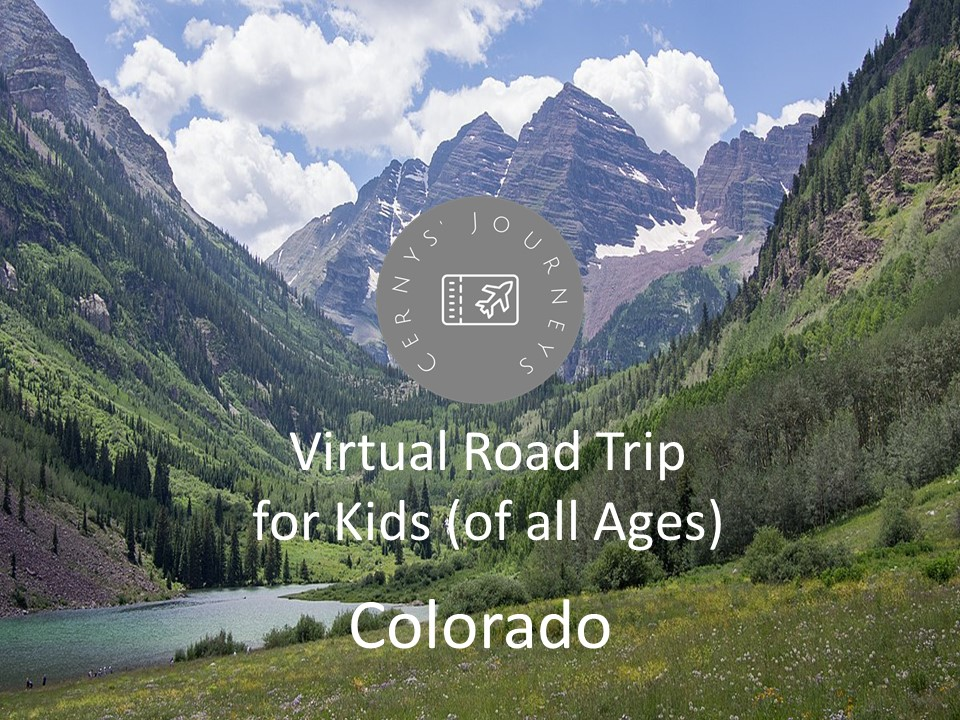 Virtual Road Trip Colorado