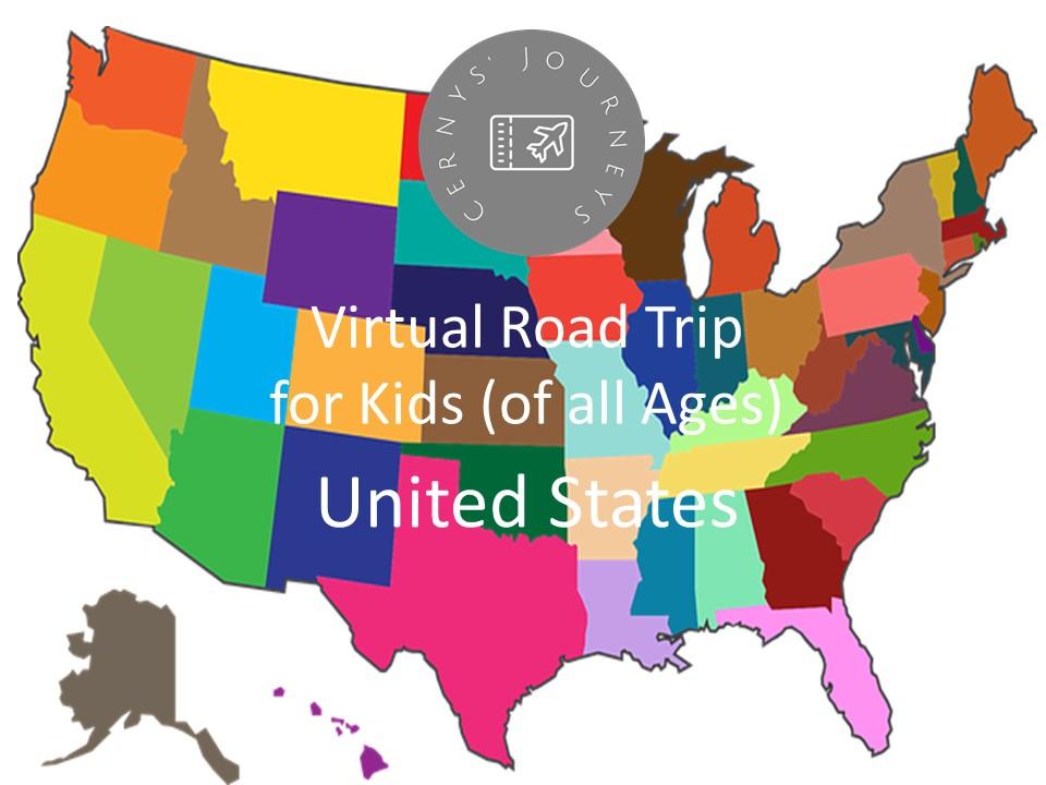 Virtual Road Trip USA