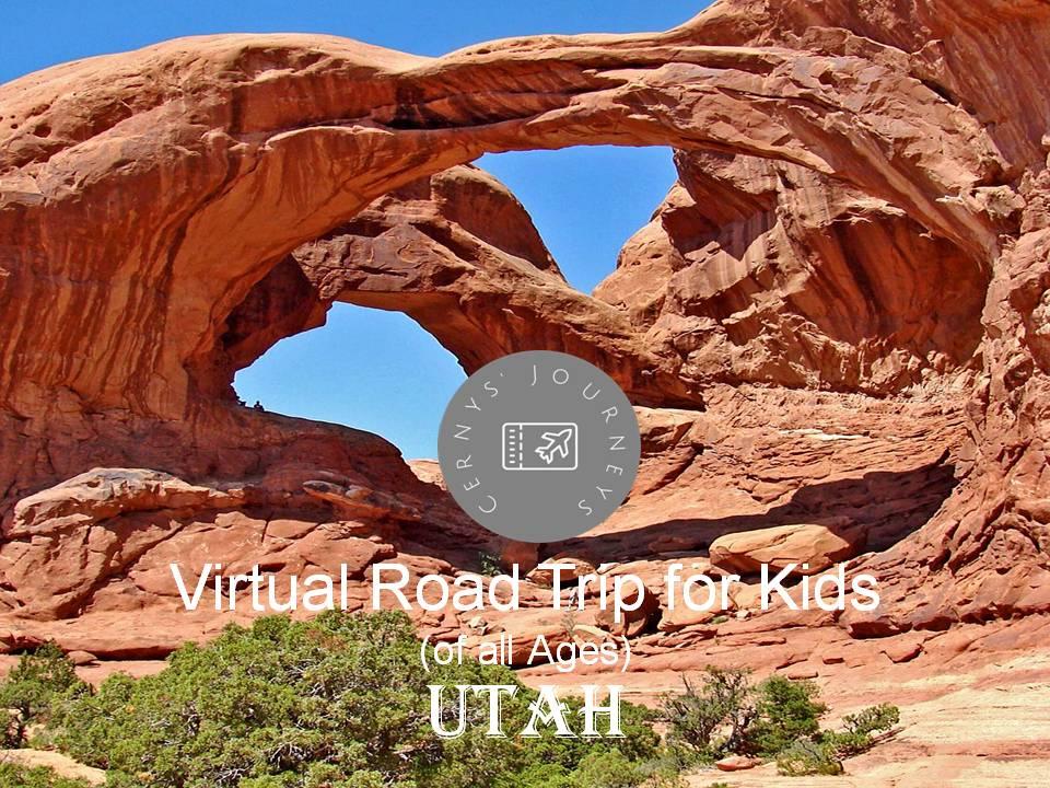 Virtual Road Trip Utah