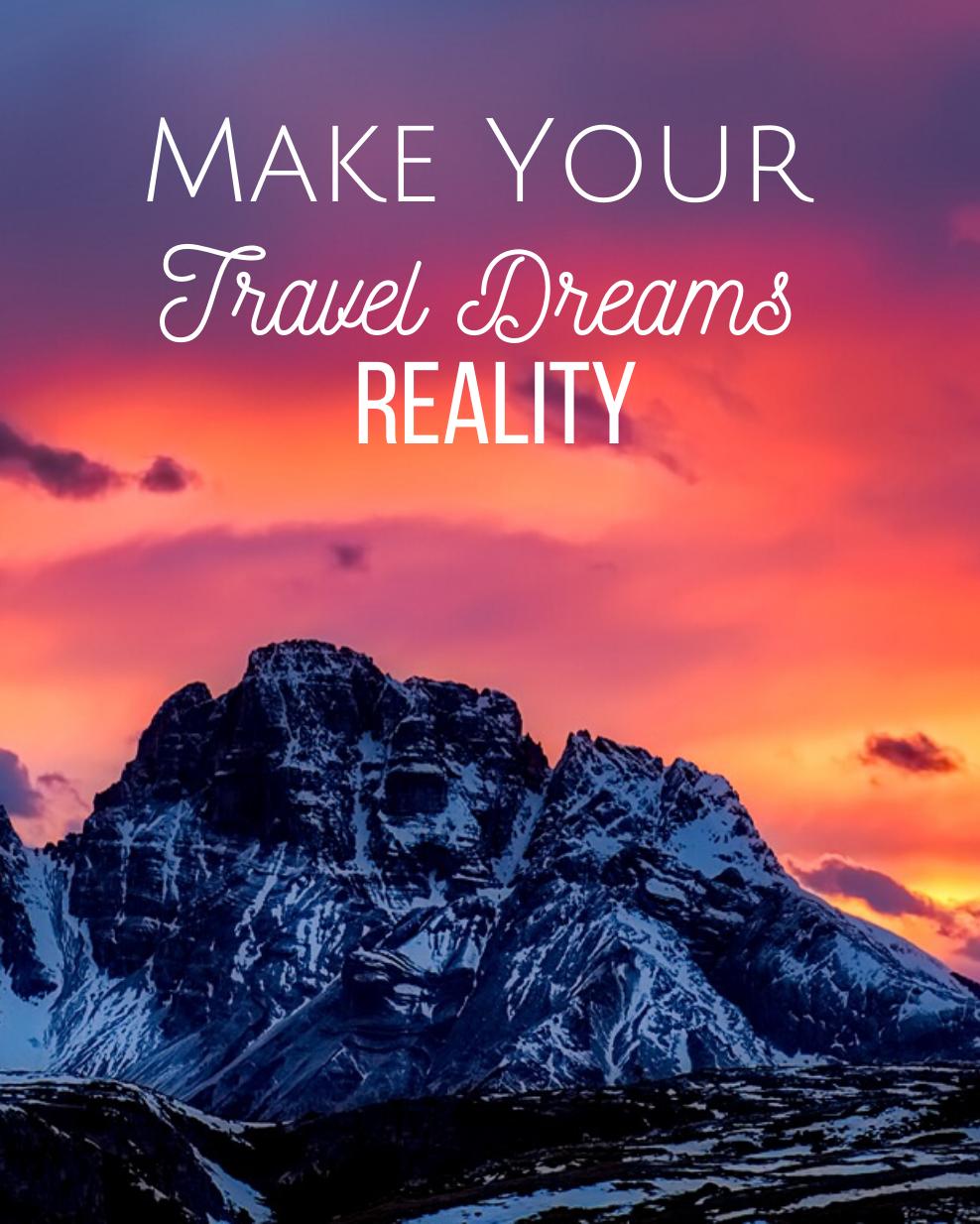 Dream Trip Reality