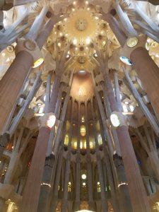 La Sagrada Familia- Barcelona, Spain