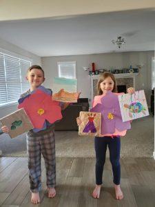 Cernys' Journey Kids Crafts