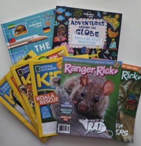 Cernys' Journeys Kids Books & Magazines