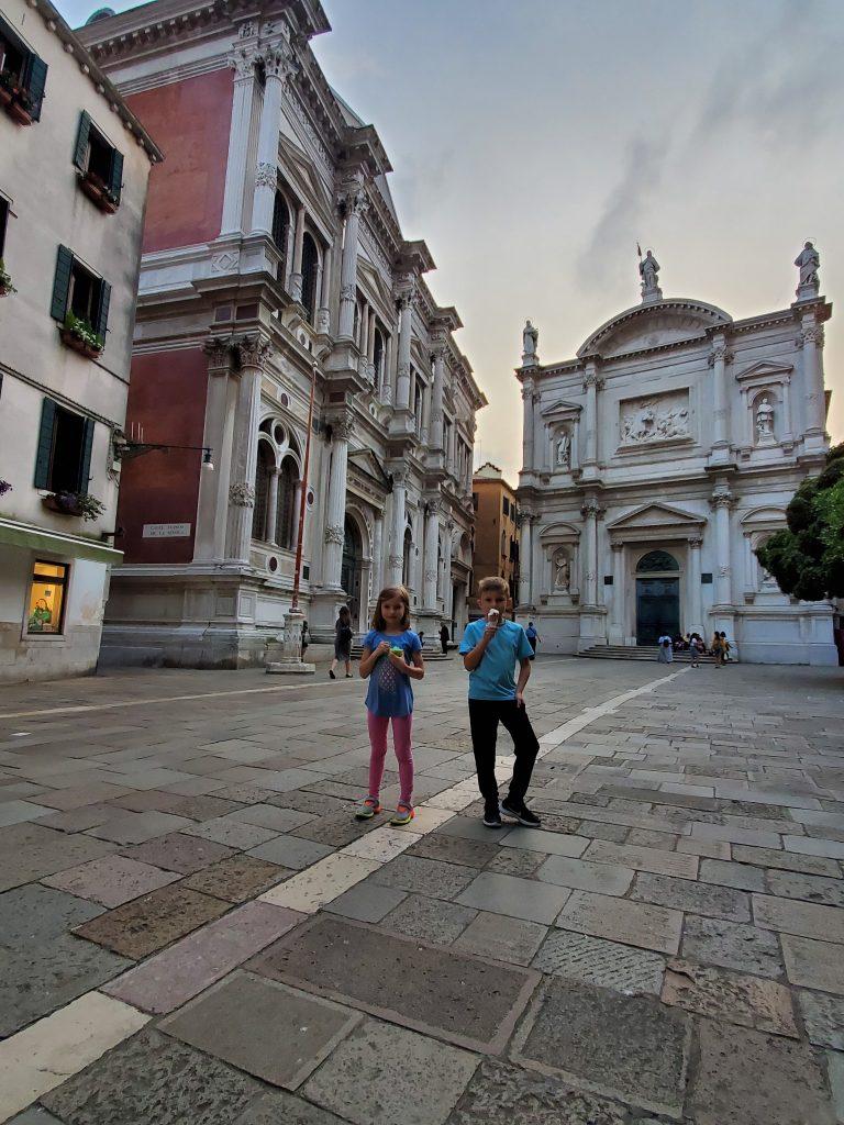 Gelato Venice Italy