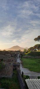 Porta Nocera Pompeii Italy