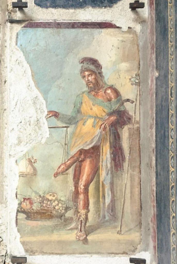 House of Vettii Pompeii Italy