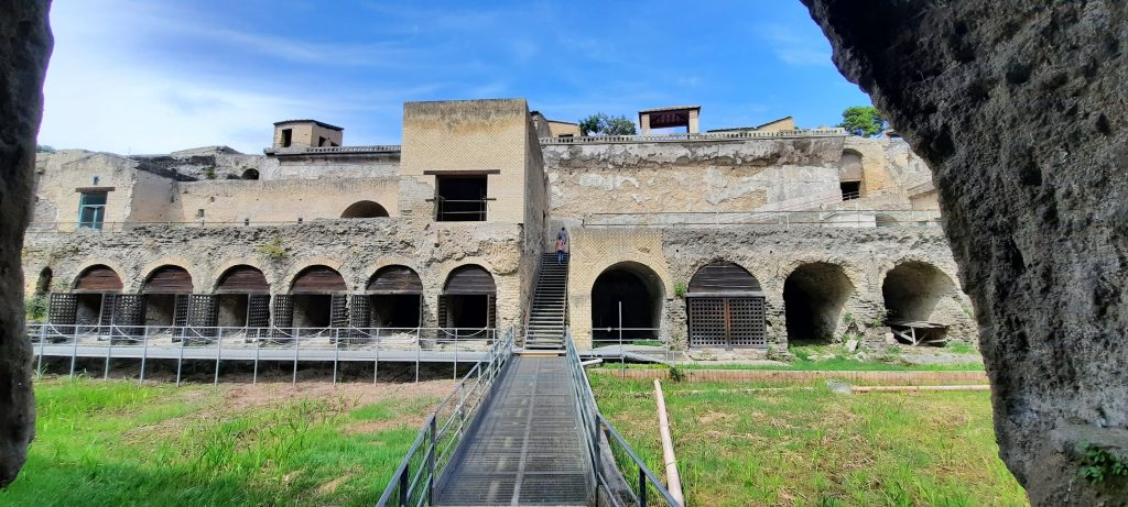 Herculaneum Boathouse