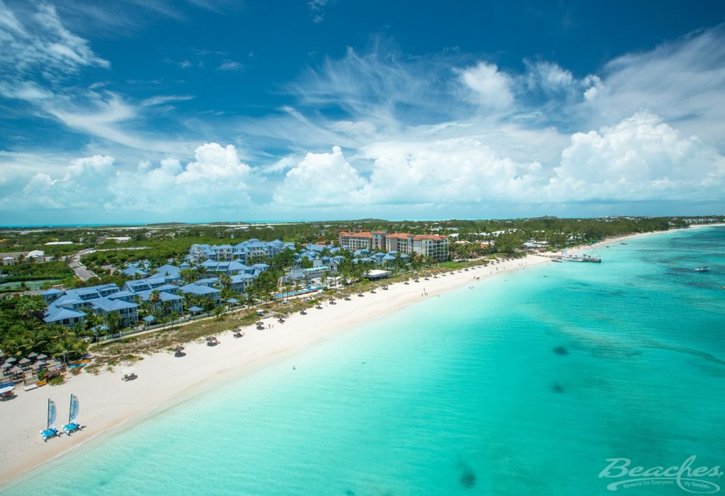 Beaches & Sandals Resorts