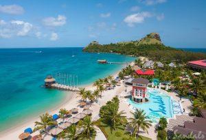 Sandals Grand St Lucian