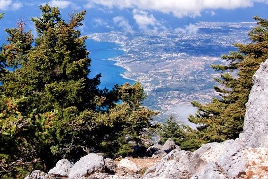 Ainos Oros Kefalonia Greece