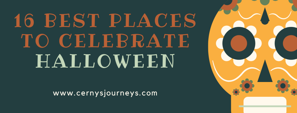 16 Best Places to Celebrate Halloween