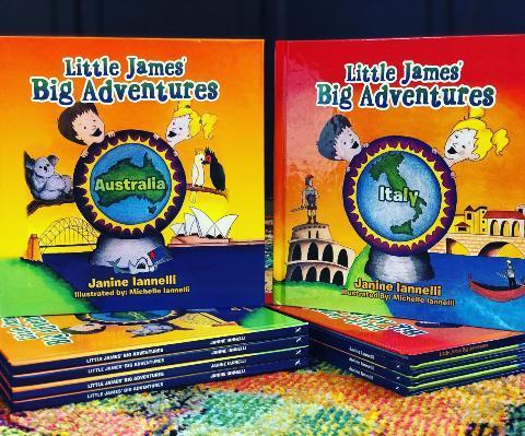 Little James Big Adventure