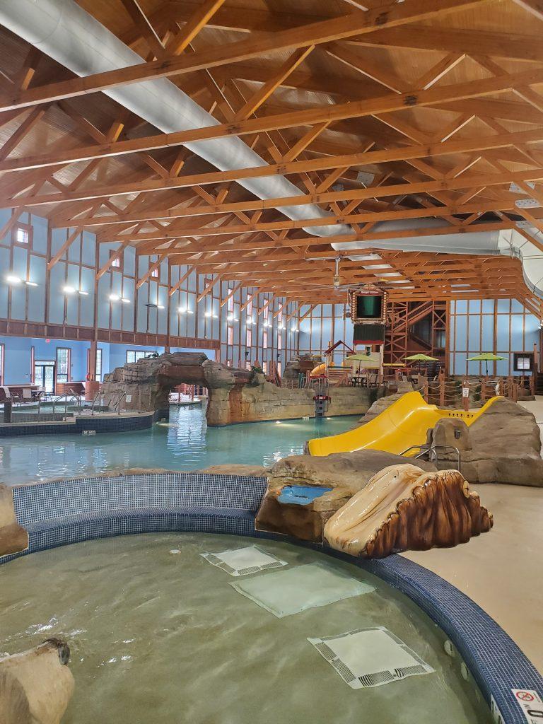 Grand Bear Lodge Starved Rock Illinois