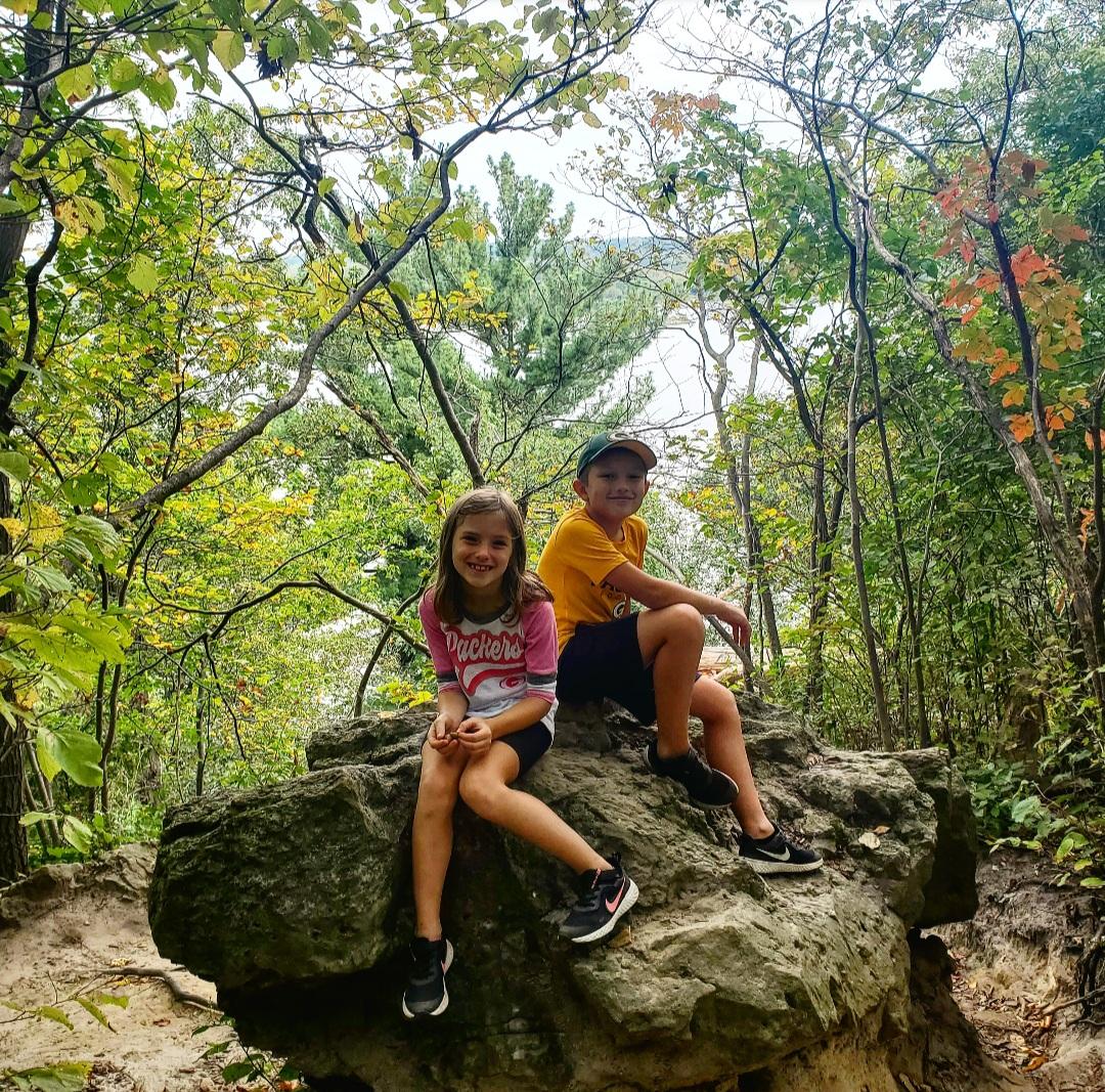 Starved Rock State Park Illinois Cernys Journeys Kids