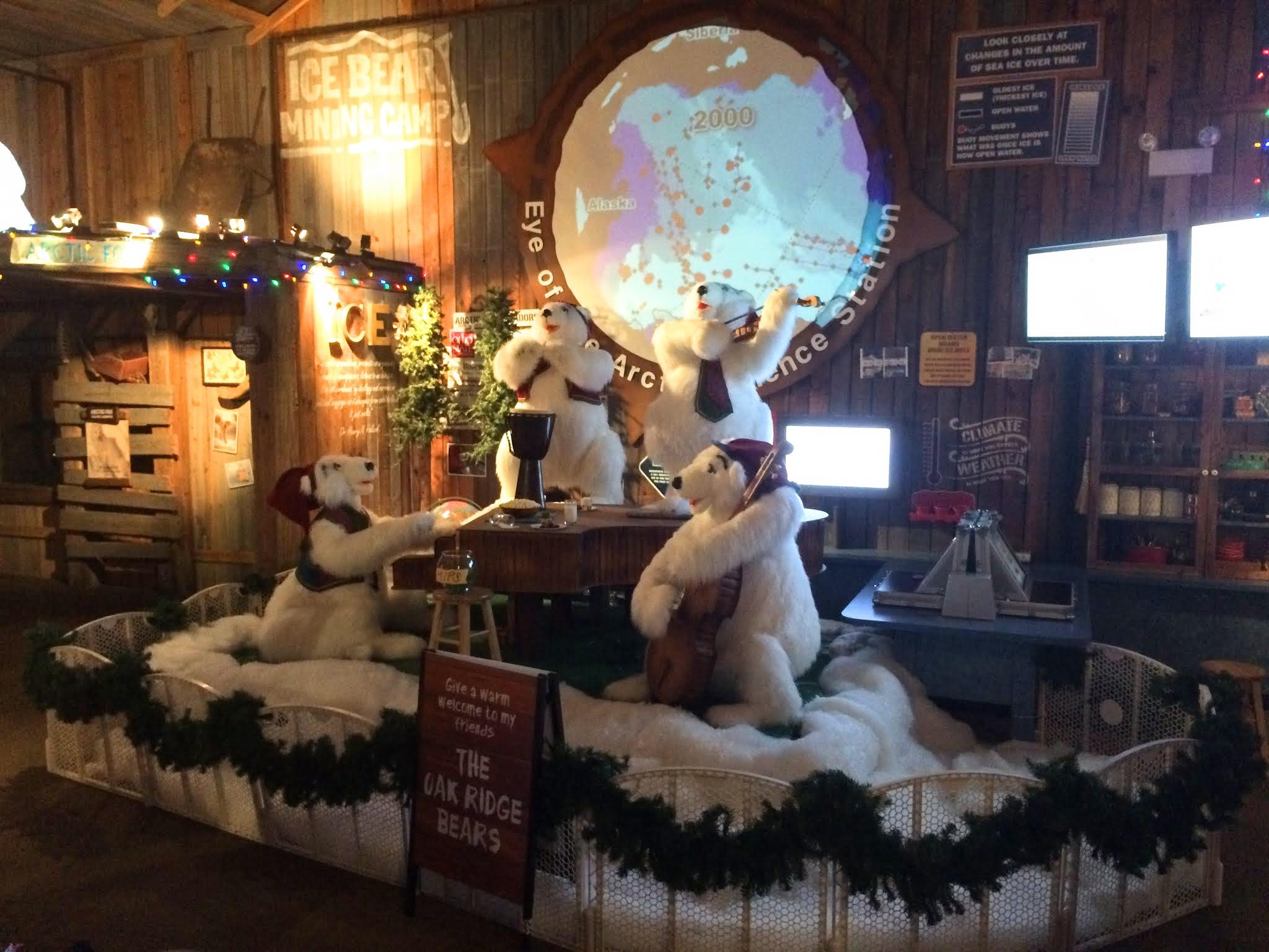Wildlights Display, Columbus Zoo - Zen Life and Travel