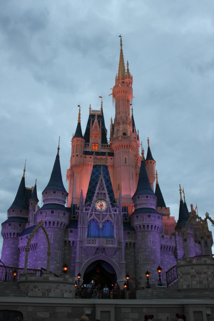 Cerny Journeys Disney World
