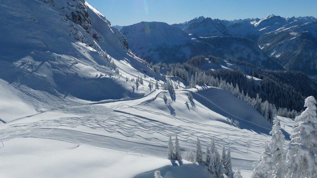 Cernys' Journey Ski Slope
