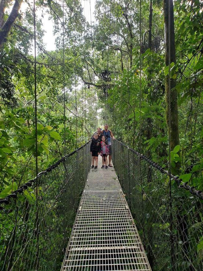 Travel Tips: Hanging Bridges - Cernys Journeys
