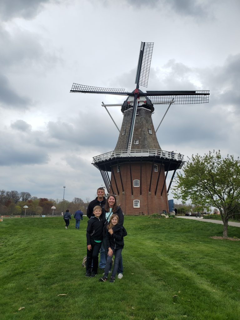 Cernys Journeys: Windmill Island Gardens Holland MI